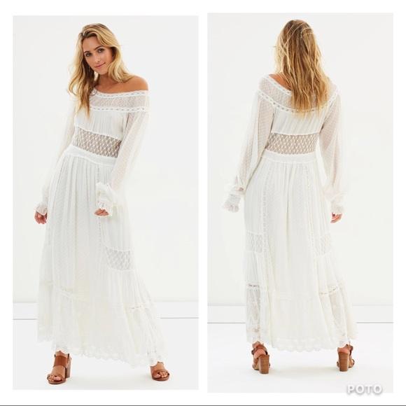 c9902dad21 Free People Dresses | Tina Maxi Dress | Poshmark